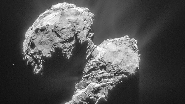 Crédits : ESA/Rosetta