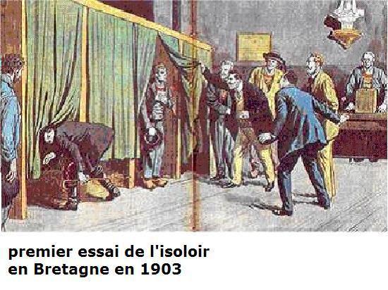 """Secrets d'isoloirs"""