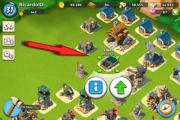 Tips Boom Beach Games Starter