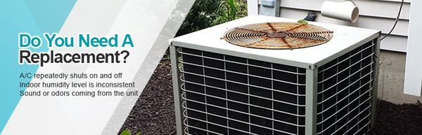 Air Conditioning Replacement in Savannah, GA