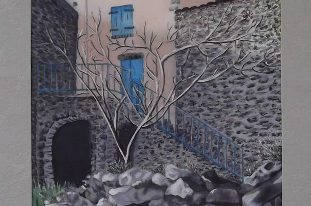 Passion en soie j 39 aime dessiner j 39 aime la peinture for Je dessine ma maison