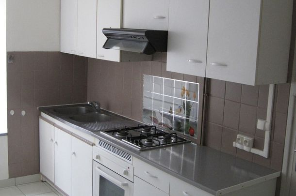 T1 quartier k rentrech 50000 euros appartement t1 rdc for Cuisine equipee et amenagee