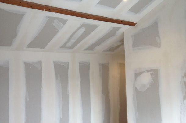 Bearnplaco64 pour vos travaux de r novation for Joint placo plafond