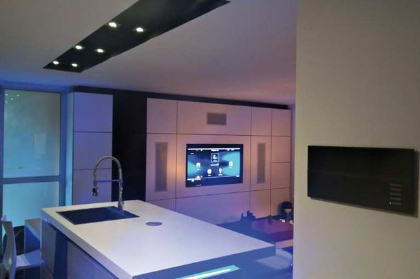 Installations audiovisuelles et domotiques ce blog pr sente les installations home cin ma for Maison moderne domotique