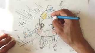 Kawaii dessin pokemon facile - Apprendre a dessiner pokemon ...