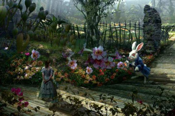 Les jardins imaginaires jardin d 39 alice aux pays des for Au jardin d alice