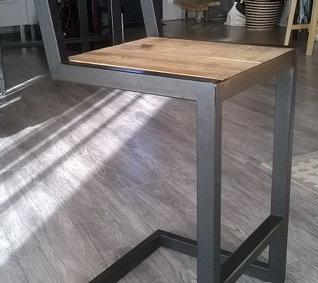 Latest Fabriquer Table Haute With Fabriquer Table Haute