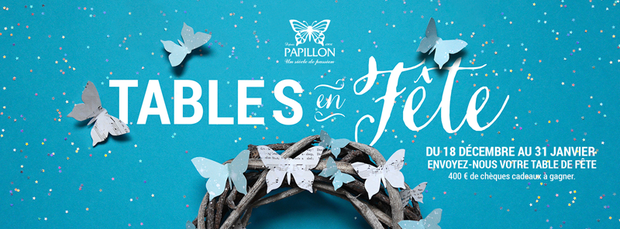 Concours Roquefort Papillon