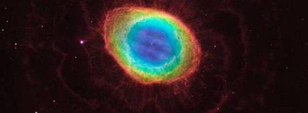 Nebulosa Anello, la diva dei cieli in 3D