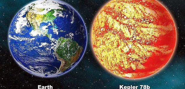Kepler 78-b, il pianeta gemello della Terra?