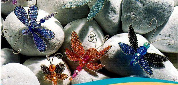 Perles de rocailles pour loisirs créatifs