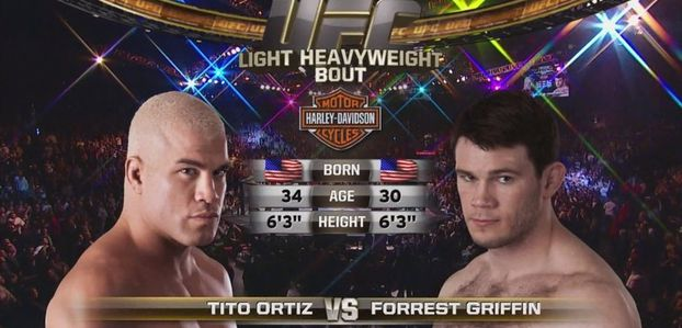 Ortiz / Griffin 3 (vidéo)