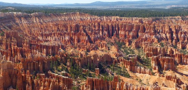 Bryce Canyon : like hoodoos