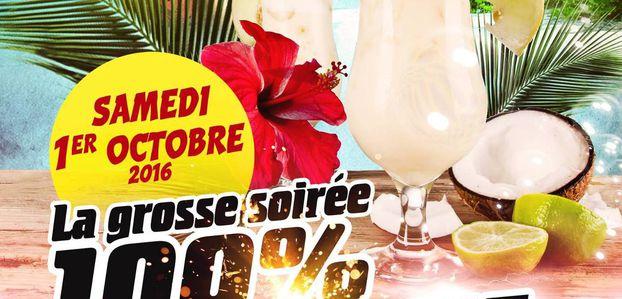 01/10/16 - Soirée Perle des Iles - Aix en Provence