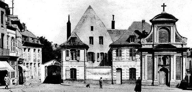 L'hôpital militaire de Maubeuge (août 1914-mars 1915)