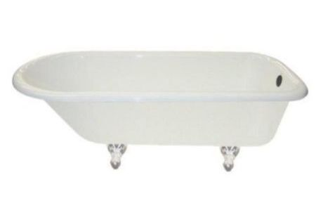 Spice Up Your Bathroom With Cast Iron Bathtubs