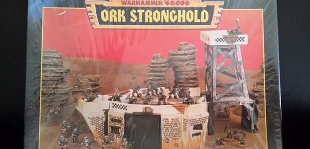 Le fortin ork de 1998! (Ork Stronghold)