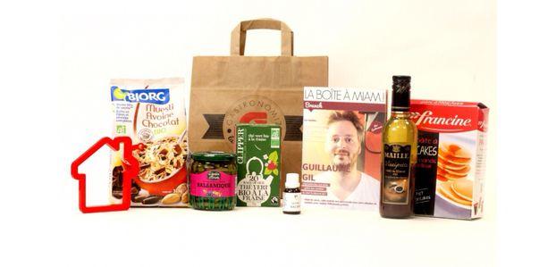 J'ai testé pour vous : les box @gastronomiz