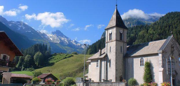 Mont Saxonnex, col de Romme, col de la Colombière avec Charlie vendredi 15 juillet