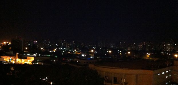 Sampa by night