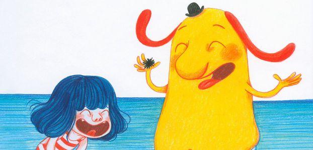 June et Jo: Le rire des oursins
