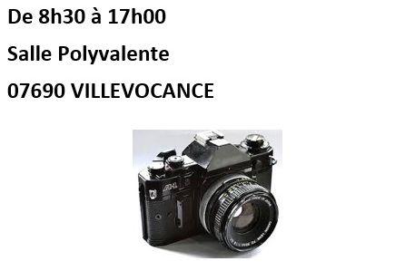 Reglement/Inscription Foire Photo Villevocance