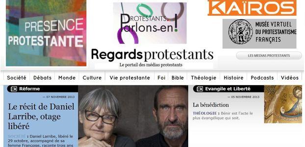 Les médias protestants (décembre 2013)