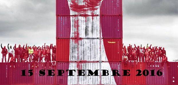En attendant le 15 septembre, journée nationale contre la loi travail, la CGT du Havre passe à l'action