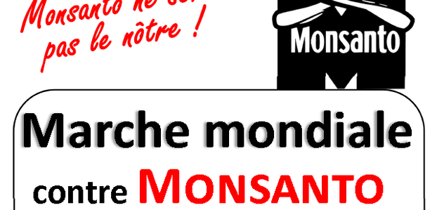 Marche ANTI - MONSANTO 2016