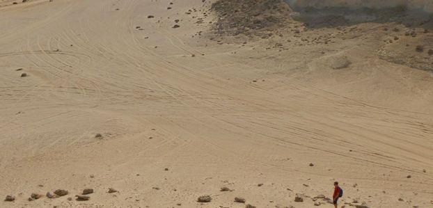 Semaine de noel pour Kiter au Qatar