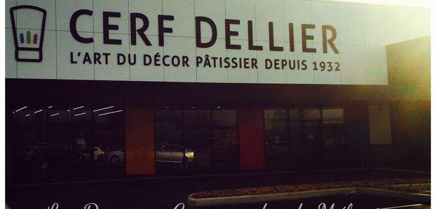 Ma visite au salon Boule, Pâte en NORD et au nouveau magasin CERF DELLIER