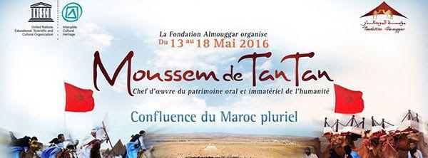 La 12ème édition du Moussem de Tan Tan du 13 au 18 mai 2016