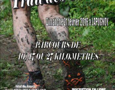 Trail des givrés 2016
