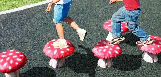 Making Playgrounds more Safe: Playground Safety With Foam Padding