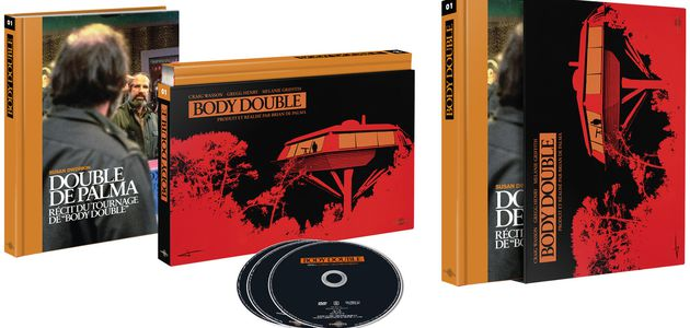 """""""BODY DOUBLE"""", LE COFFRET ULTRA COLLECTOR N°1"""