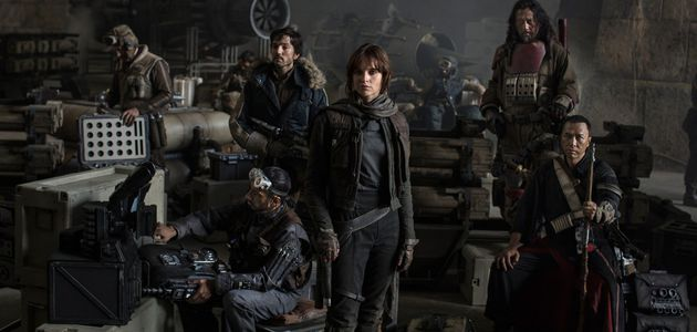 """""""ROGUE ONE: A STAR WARS STORY"""", BANDE-ANNONCE EVENEMENT"""