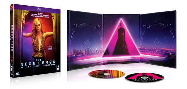 """CONCOURS DVD/BLU-RAY """"THE NEON DEMON"""" !"""
