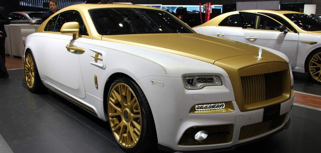 #GIMS: MANSORY, LE PRÉPARATEUR MADE IN LUXE