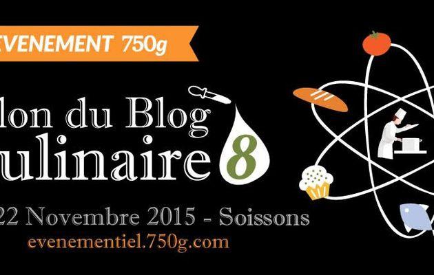 Salon du blog culinaire : Les inscriptions pour la 8ème édition sont ouvertes !