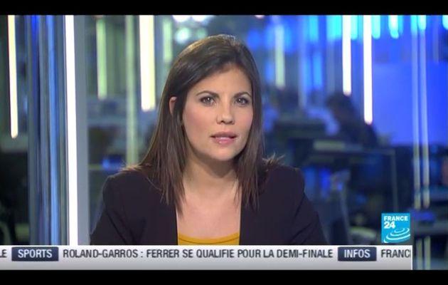 [2012 06 07] ELISABETH ALLAIN - FRANCE 24 - PARIS DIRECT @06H30