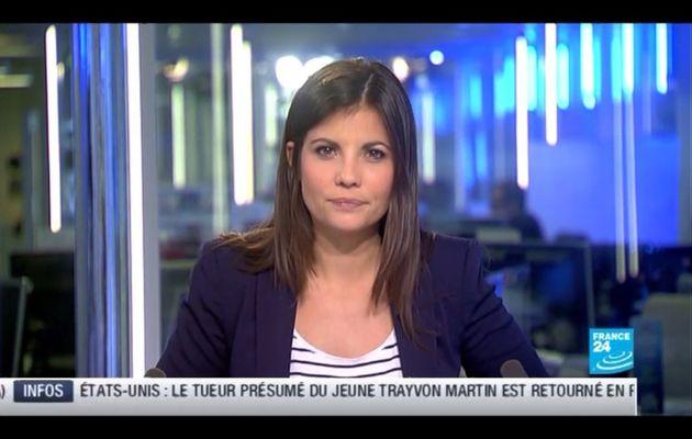 [2012 06 04] ELISABETH ALLAIN - FRANCE 24 - PARIS DIRECT @06H30