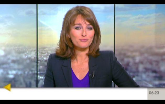 [2012 10 31] AMANDINE BEGOT - I>TELE - LE 6-9 @06H00