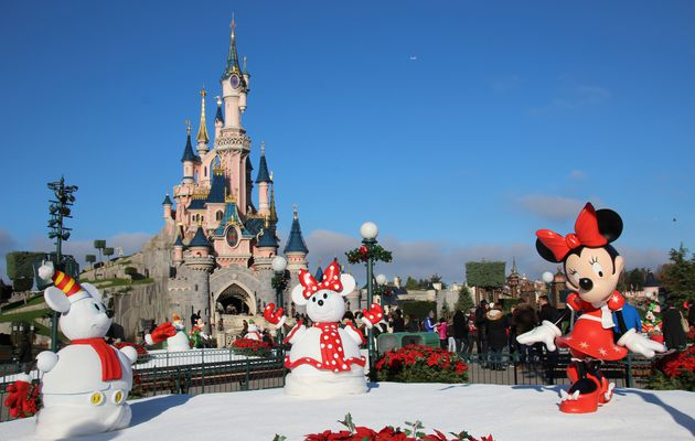 Le Noël enchanté de Disneyland Paris (2015)