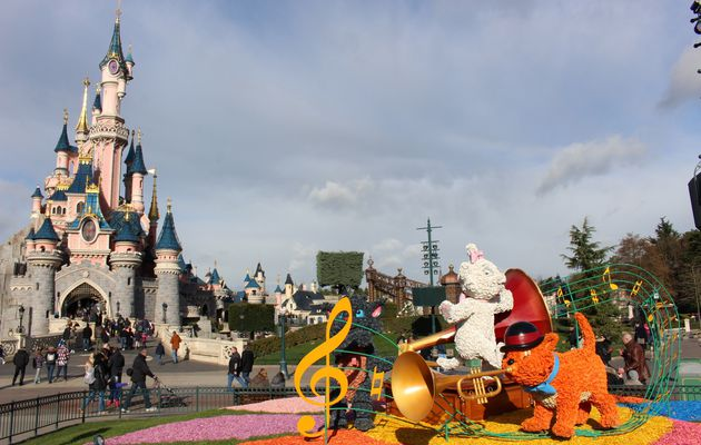 Disneyland Paris, Swing into Spring (2016)