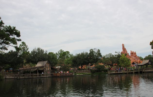 Magic Kingdom : Frontierland