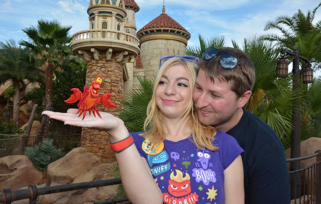 Walt Disney World : le service PhotoPass et les Magic Spots
