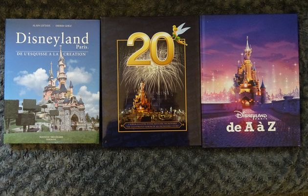 Disneyland Paris en lecture