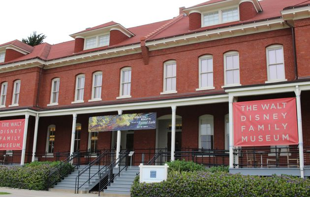 The Walt Disney Family Museum, San Francisco