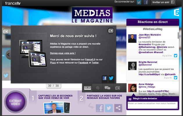 """TF1, France 5 : Quand les téléspectateurs font la """"curation"""" des moments forts de la télé"""