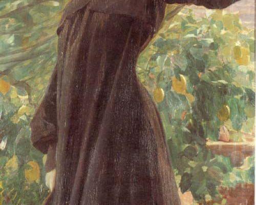L'INCANTO DELLE RADICI . Delfina Croce 1885